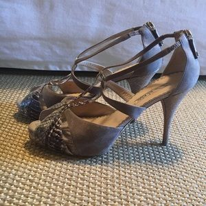 Oscar de la Renta heels. Great condition! Sz 38.5
